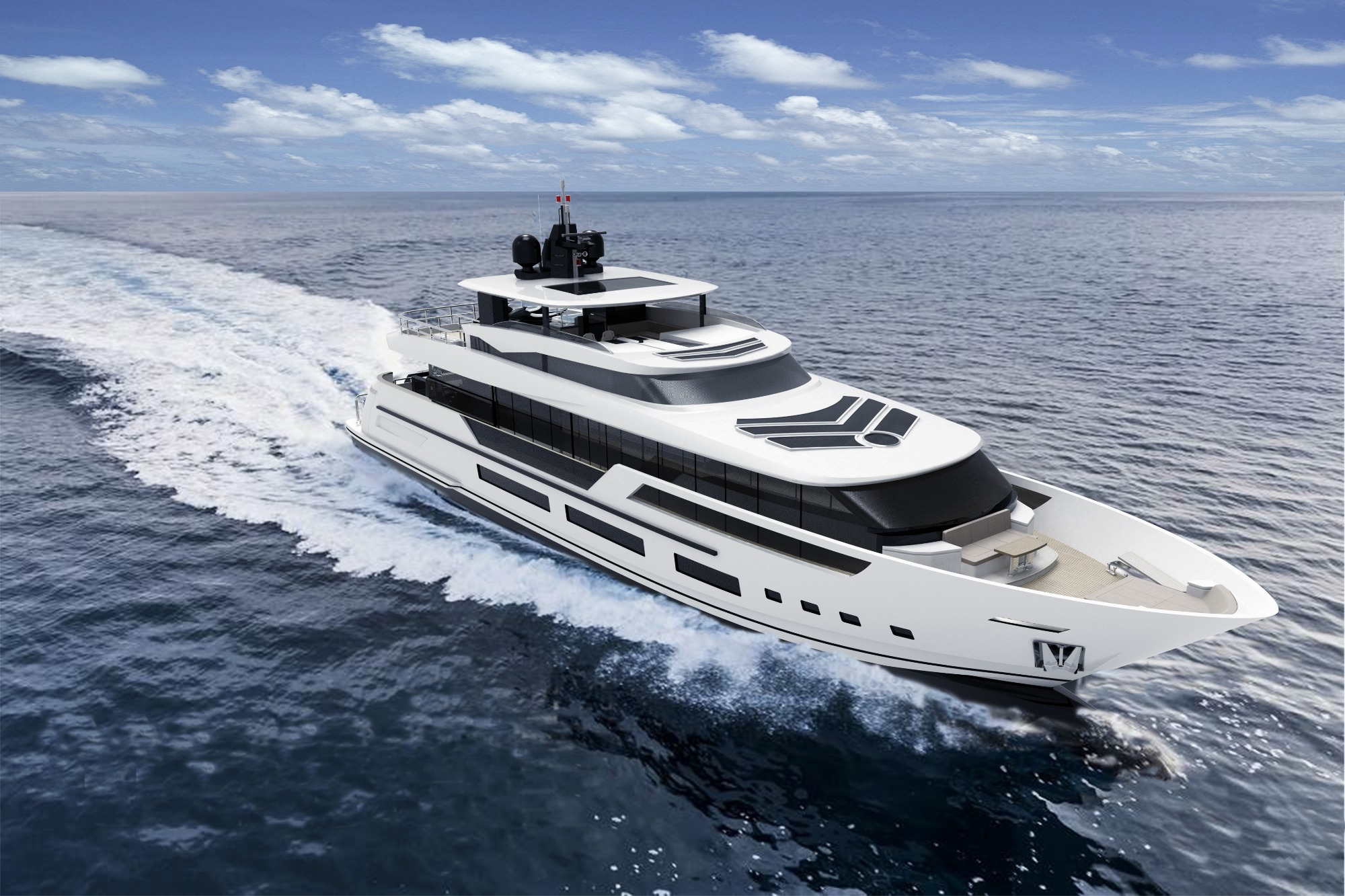 HEYSEA ASTERIA 126 IS NOW LAUNCHED