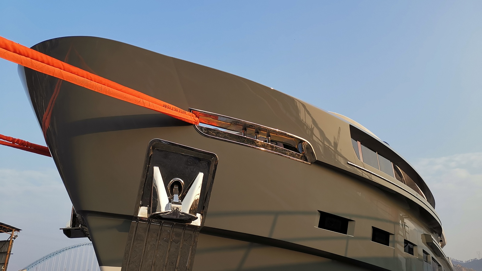 Heysea Yachts Launches First Atlantic 115 Superyacht