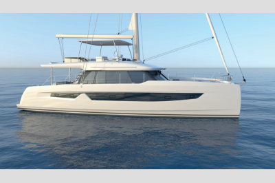 Heysea Yachts reveals a new 18-metre sailing catamaran featuring design by renowned naval architect Bill Dixon